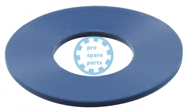 Suction ring 38 x 15 x 0,7 G blue