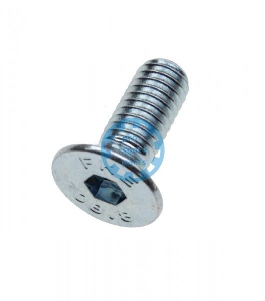 Countersunkscrew DIN7991 / M6 x 16