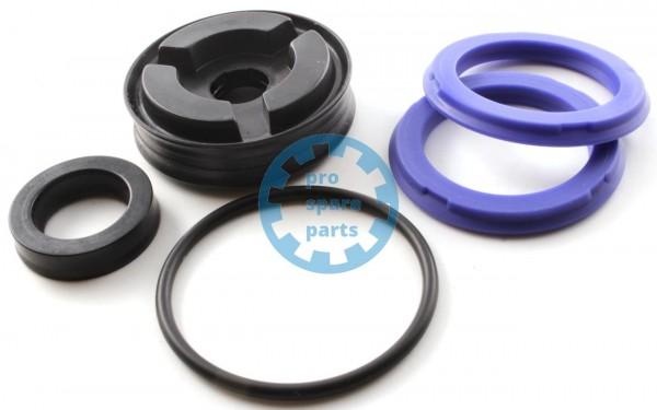Sealing set for short-stroke cylinder