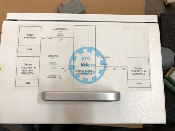 MBO 935 for CoBo-Stack