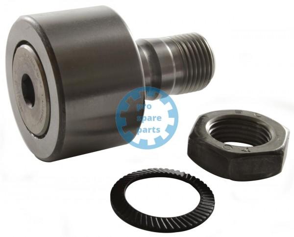Cam roller for impression cylinder